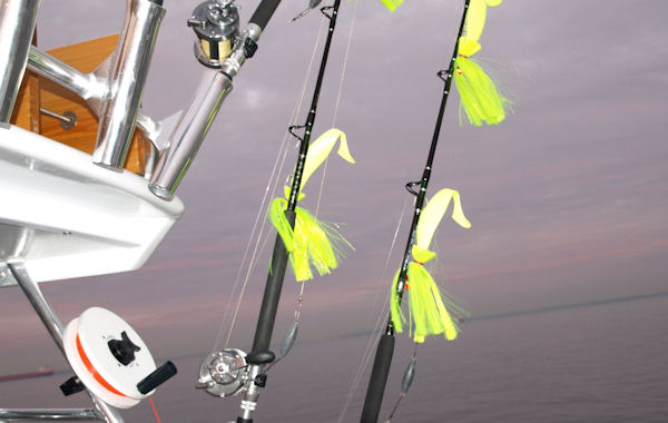 "Cove Chesapeake Series 60"" MH Carbon Blend Troller - Titanium Turbo Guides Striper Trolling Rods, Rockfish Trolling Rods, Chesapeake Bay Trolling, Cove Rods, Summer Trolling, Stripers"