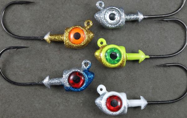 G Eye Jigs Custom Jig Heads