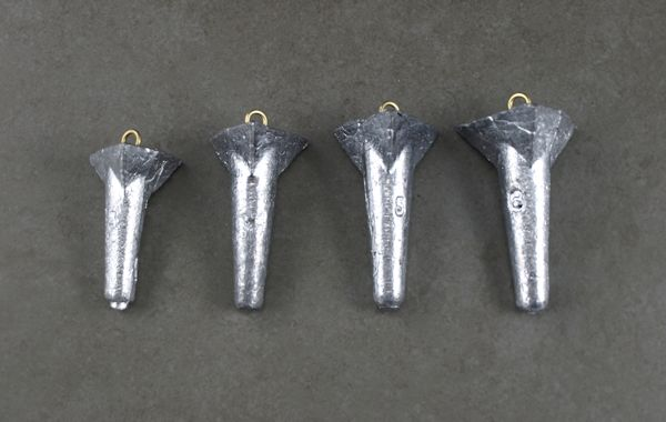 Hatteras sinkers for Types of fishing sinkers