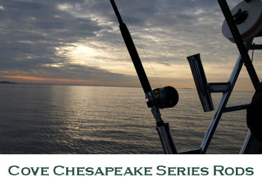 Cove Chesapeake Series Rods
