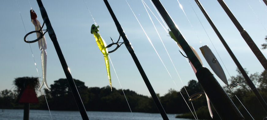Cove Chesapeake Series Jigging Rods