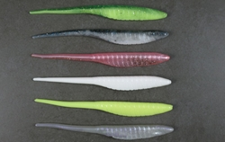 "Bass Kandy Delights (BKDs) - 6"" - 10 Pack"