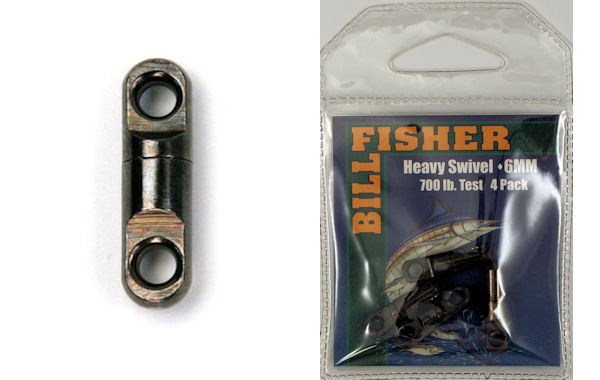 Billfisher Heavy Swivels HSB