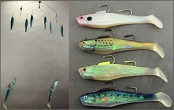 Chesapeake Spreader Bars Billy bars, Striper trolling lures, Rockfish trolling lures