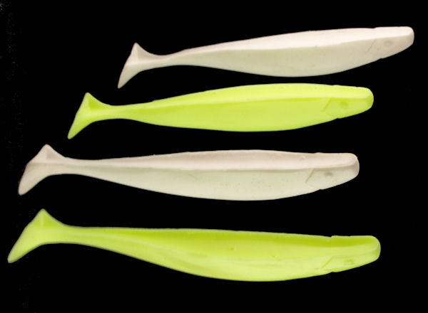 Cove Shad - Singles - 6""