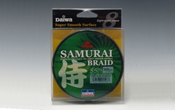 Daiwa Samurai Braid 55 lb.