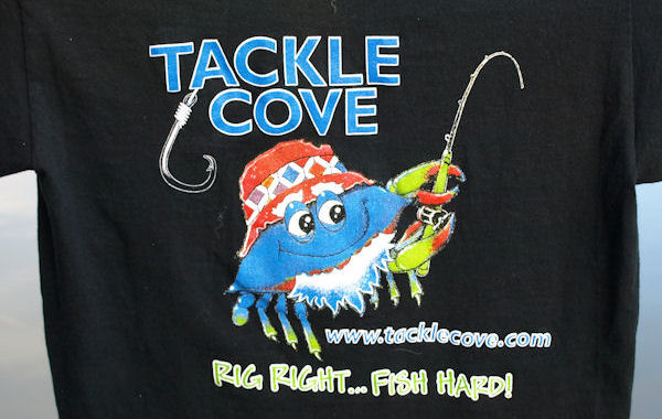 Save 35% on Tackle Cove Short Sleeve Logo Shirt Tackle Cove Shirts, Tackle Cove, Rockfish Trolling