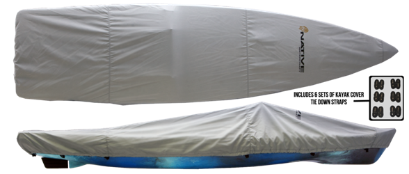 Native Watercraft kayak covers  kayak covers, Native Watercraft kayak covers, fishing kayak covers